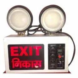 Nikas Emergency Exit Light