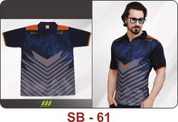 SB-61 Polyester T-Shirts