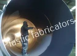 PLASTIC FABRICATORS Lining Tanks