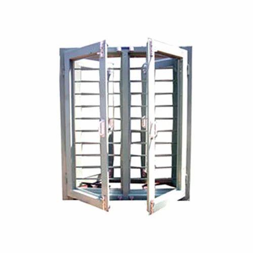 Pressed Steel Window Frame, स्टील के खिड़की फ्रेम ...