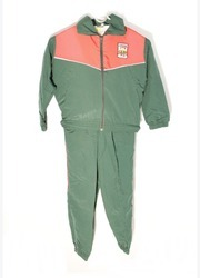 Green Winter Tracksuit