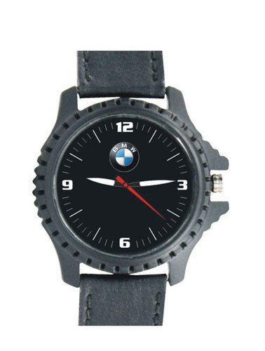 Black Logo Printed Wrist Watches, for Promotion, Rs 214 ...