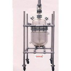 Glass Jacketed Reactors