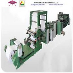 NON WOBEN BAGS MAKING MACHINE
