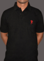 Premium Plain Polo Collar T Shirt