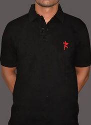 Plain Casual Wear Premium Polo Collar T Shirt