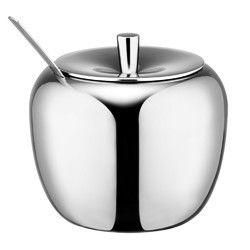 Stainless Steel Apple Bowl