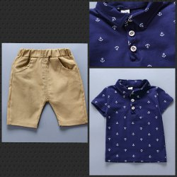 Lycra Cotton Imported Boys Wear