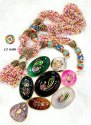 CL Handpainted Tanjore Traditional Jewellery Necklace Set