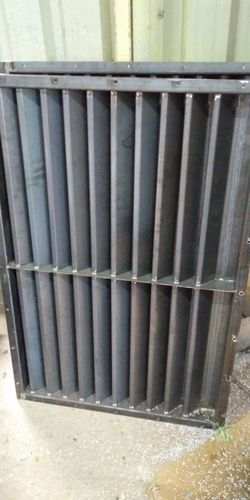 Louvered Ventilator and Louvers - Z Type Louvers Manufacturer from