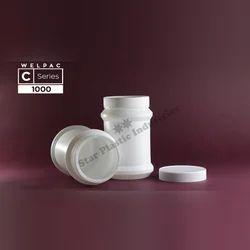 Ayurvedic Medicine Jars