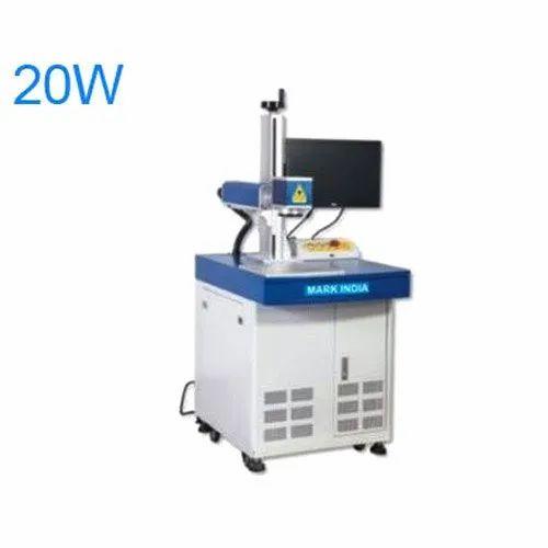 20W Cabinet Laser Marking Machine