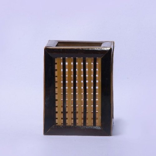 Brown Bamboo Storage Box