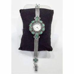 Silver Fashion Watch