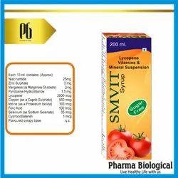 Multi Vitamin Multi Mineral Syrups