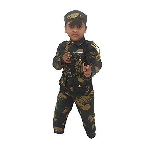 bfc95a453 Polyester Kids Military Dress, Size: Small, Medium, Large, Rs 300 ...