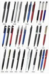 Blue Promotional Metal Pens, Packaging Type: Box