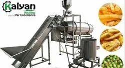 Foxnut (Makhana) Flavoring Machine