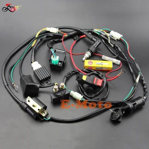 wire harness, indicator buzzer pune shreeraj wire\u0027s Wiring Harness Diagram