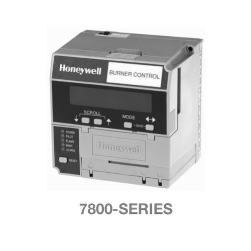 Honeywell 7800-SERIES 85 Percentage Rh Burner Controller
