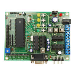 Microcontroller Based Development Board