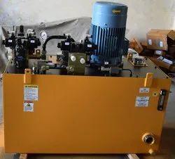 CNC Press Hydraulic Power Pack