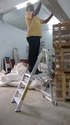 Folding Step Stool Ladders
