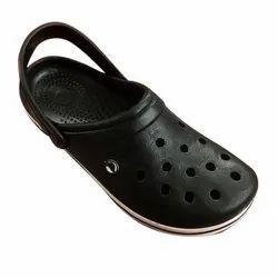Croxs Black Men EVA Sporty Slipper