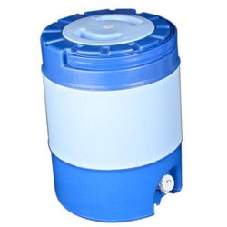 Plastic Hot And Cold Insulated Barrel 30 Ltr