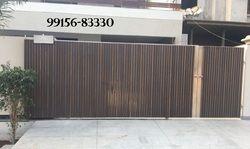 Outdoor Aluminum Gate