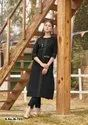 Latest Hand Work Rich Look Festive Wear Kurti With Pant