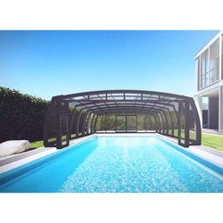 Swimming Pool Tensile Fabric Roofing
