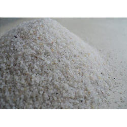 Quartz Silica Sand, Packaging Size: 25 Kg, Packaging Type: Bag