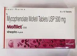 Mofilet 500 mg Tablets