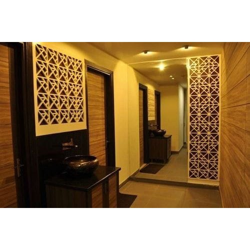 Mdf Brown Home 3D Designer Jali