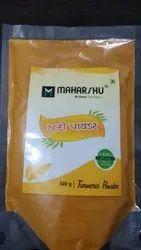 Polished Maharshu Natural Turmeric Powder, Packaging Size: 1 Kg, Packaging Type: Loose Packing