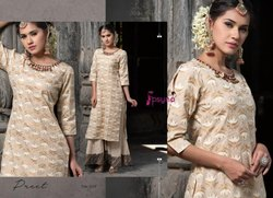 PSYNA Presents Preet Vol 3 Beautiful Collection Kurti With Ghararra Online Shopping