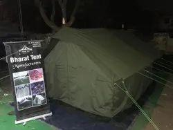 露营帆布180磅帐篷,尺寸:10x10
