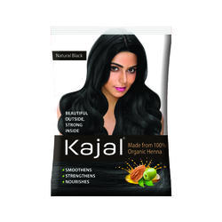 Kajal Black Henna Powder 12g
