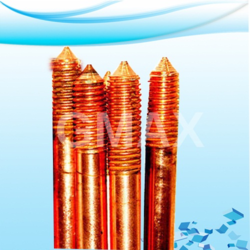 Copper Bonded Threaded Rods