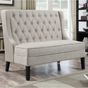 Modular White Sofa
