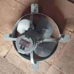 SS Flame Proof Exhaust Fan