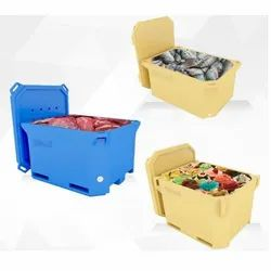 Insulated Fish Boxes