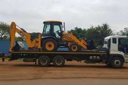 Jcb Machine Transport Service
