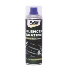 Palco Silencer Coating Black Spray