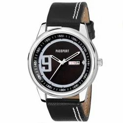 Round Fashion Analog Watch
