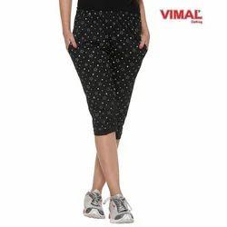Vimal Clothing Printed Womens Capri