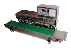 Semi-Automatic Continuous Band Sealer