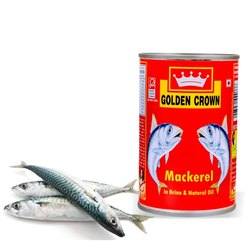 450 gm Mackerel Oil