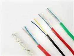 Asbestos Braided Pvc Wire